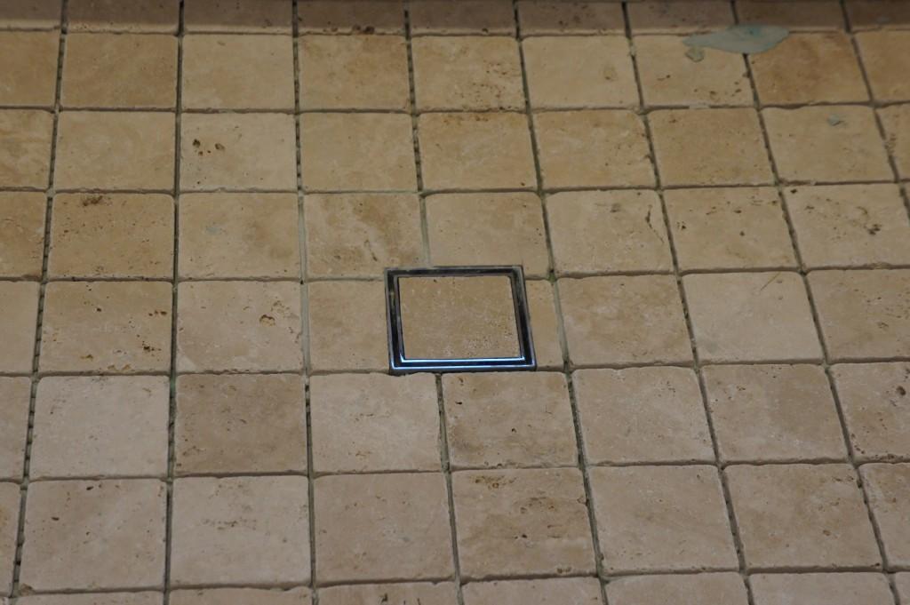 Floor wastes.